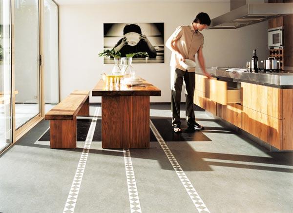 linoleum nuttli bodenbel ge ag. Black Bedroom Furniture Sets. Home Design Ideas